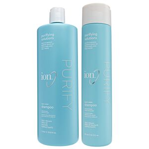 Hard Water Shampoo
