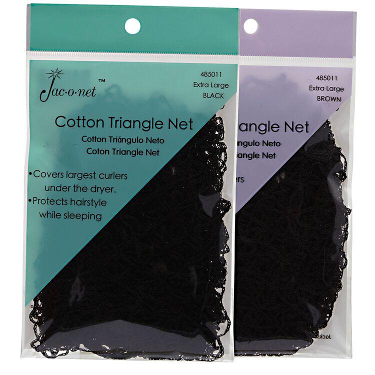Cotton Triangle Net