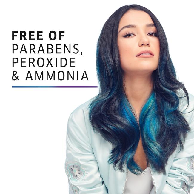 Color Charm Paints Semi Permanent Hair Color
