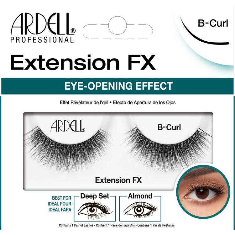 ExtensionFX D Curl Lashes