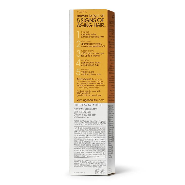 9N Light Blonde Permanent Liqui-Creme Hair Color