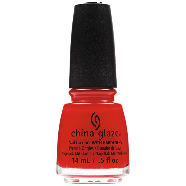 Flam-Boyant Nail Lacquer