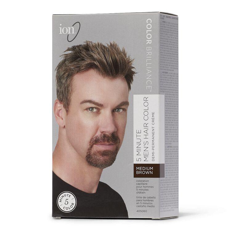 Medium Brown 5 Minute Hair Color