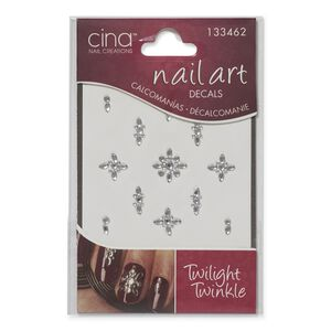 Twilight Twinkles Art Jewelry Decals