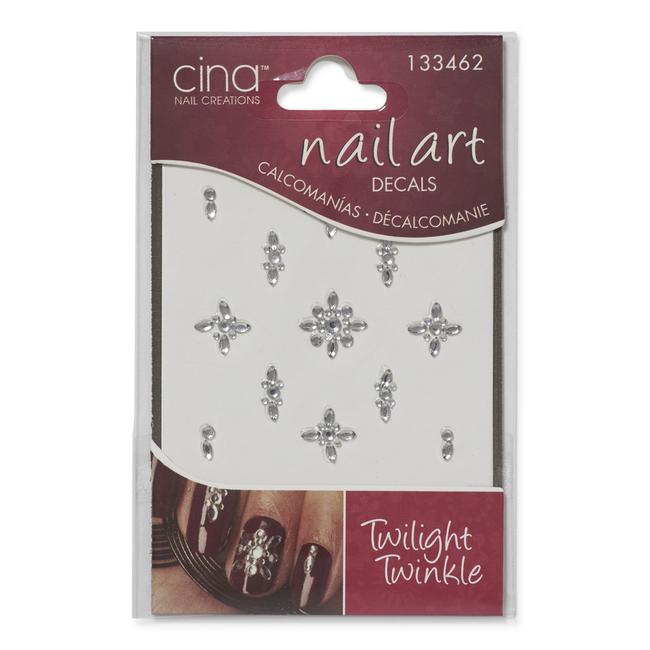 Twilight Twinkles Art Jewelry Decals