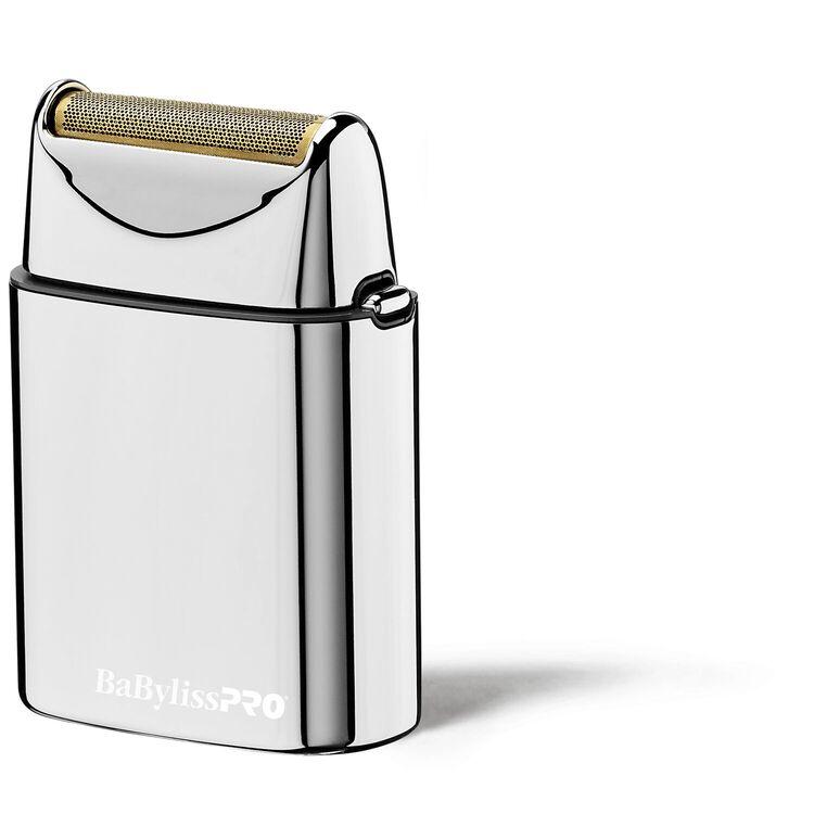 Silver Metals Cordless Metal Single Foil Shaver
