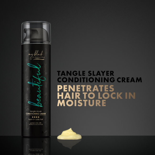 Tangle Slayer Conditioning Cream Type 3 Hair