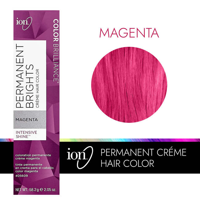 Permanent Brights Creme Hair Color Magenta