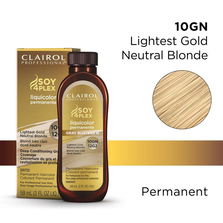 Clairol Pro Liquicolor 12G2 Blondest Gold