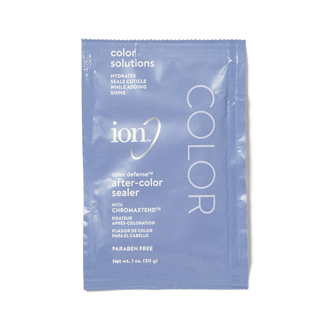 Color Defense After Color Sealer Packette