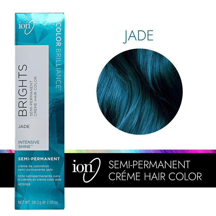Jade Semi Permanent Hair Color
