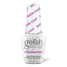 MINI Soak-Off Gel Nail Polish Foundation