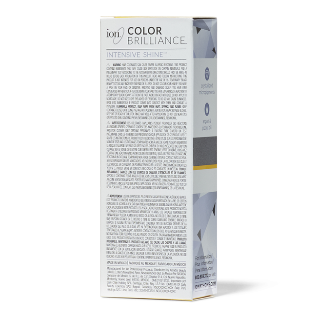 7A Medium Ash Blonde Permanent Liquid Hair Color
