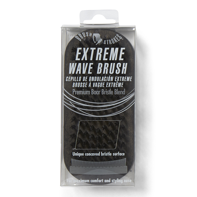 Extreme Wave Military Boar Brush