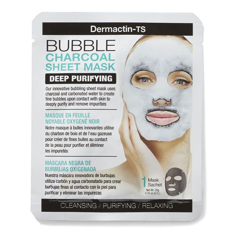 Charcoal Bubble Face Mask