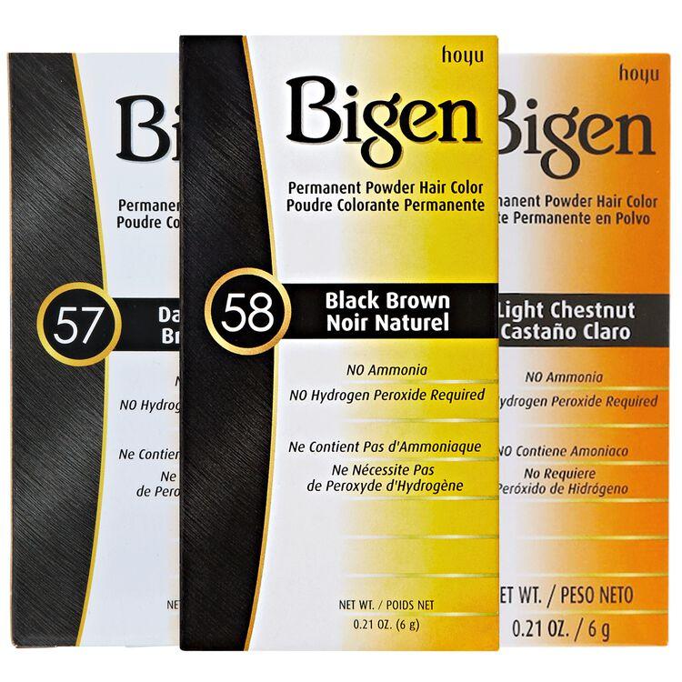 Permanent Powder Hair Color