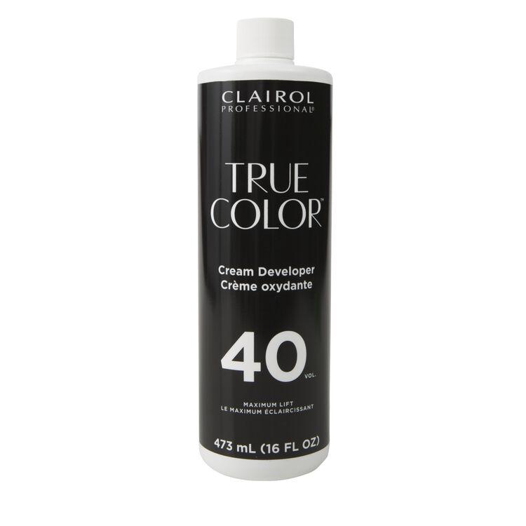 True Color 40 Volume Cream Developer
