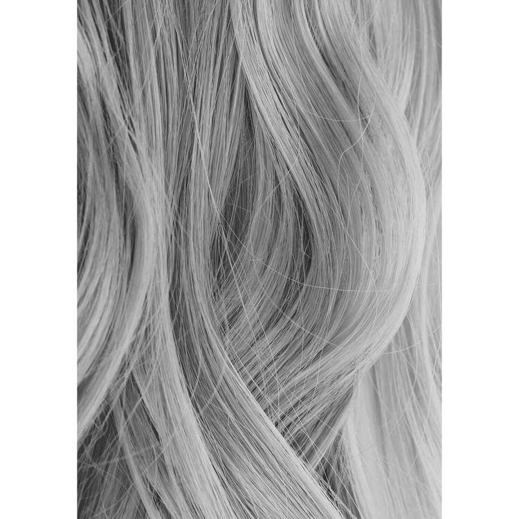 130 Silver Premium Natural Semi Permanent Hair Color
