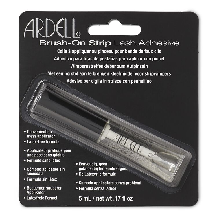 Brush On Eyelash Adhesive