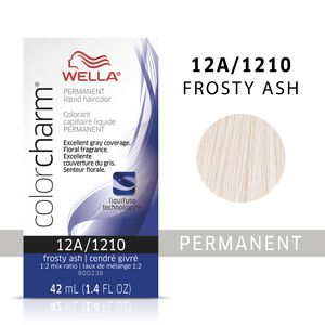 Frosty Ash Color Charm Liquid Permanent Hair Color