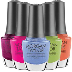 Feel The Vibes Summer Nail Lacquer Collection