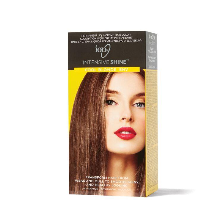 Intensive Shine Hair Color Kit Cool Blonde 8NV