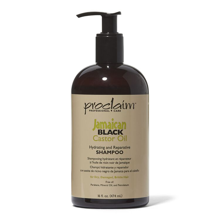 Proclaim Jamaican Black Castor Oil Shampoo By Proclaim Jamaican Black Castor Oil Textured Hair Sally Beauty