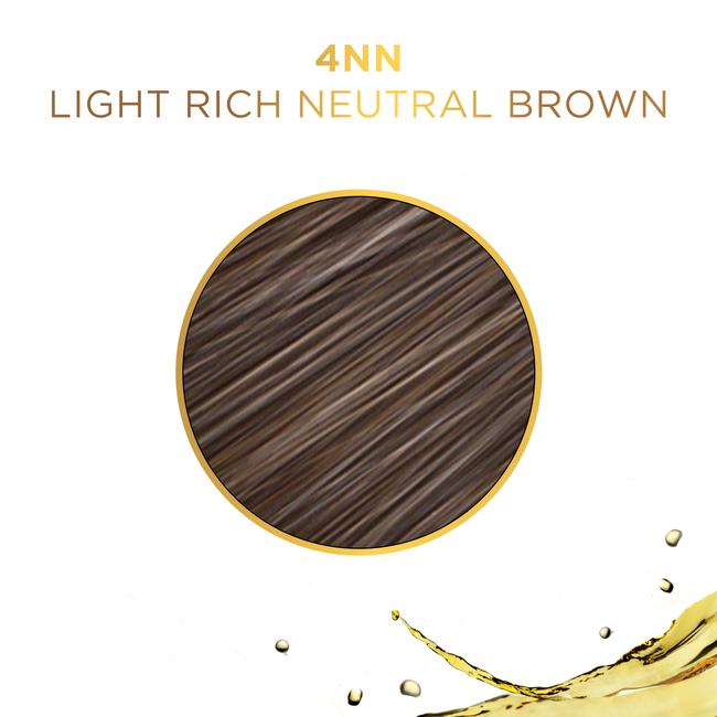 4NN Light Rich Neutral Brown LiquiColor Permanent Hair Color