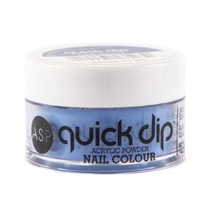 Quick Dip Powder Ink Blot Blue