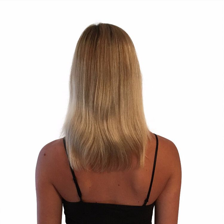 18 Inch Ultra-Seamless Clip-in Hair Extensions