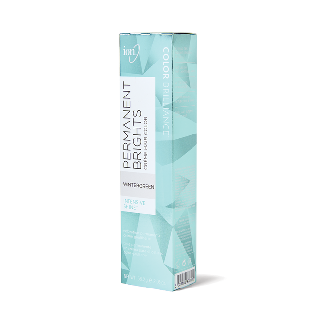 Permanent Brights Creme Hair Color Wintergreen
