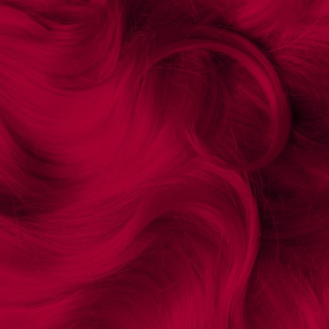 Manic Panic Semi-Permanent Color Cream Rock N Roll Red
