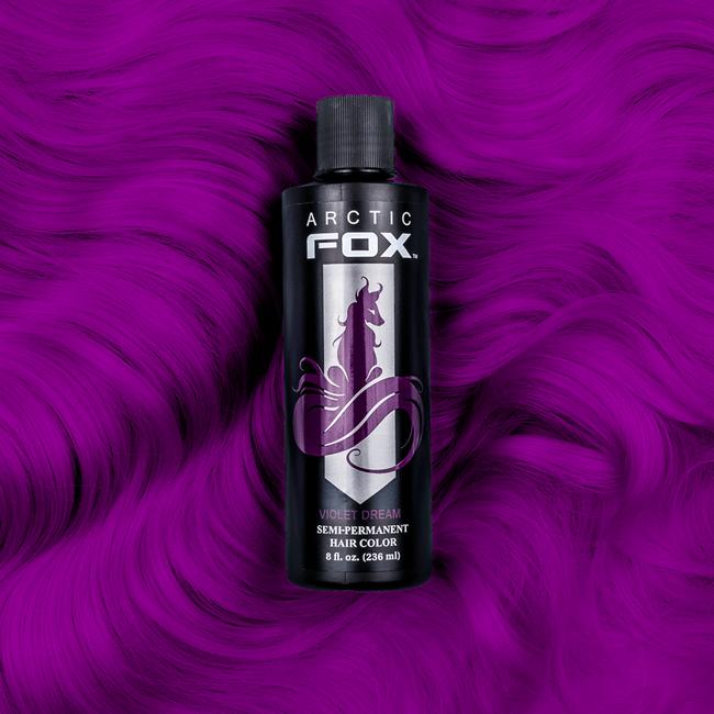 Violet Dream Semi Permanent Hair Color 8 oz.