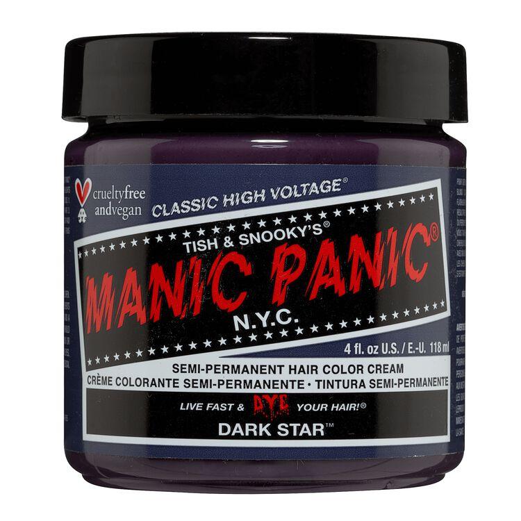 Dark Star Semi Permanent Cream Hair Color