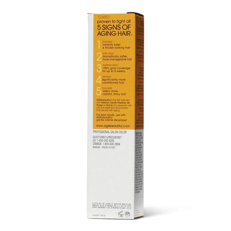 8NN Medium Intense Blonde Permanent Liqui Creme Hair Color