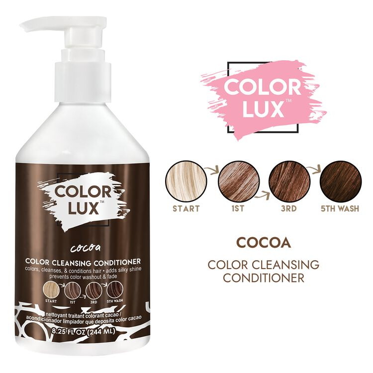 Color Cleansing Conditioner Cocoa