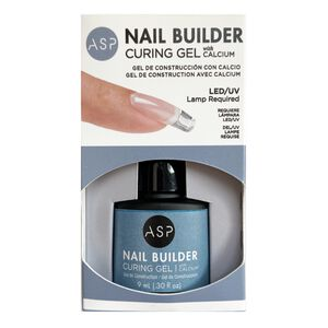 Nail Builder Curing Gel