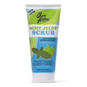 Mint Julep Natural Face Scrub