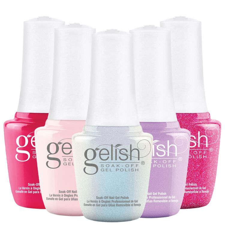 MINI Soak-Off Gel Nail Polish
