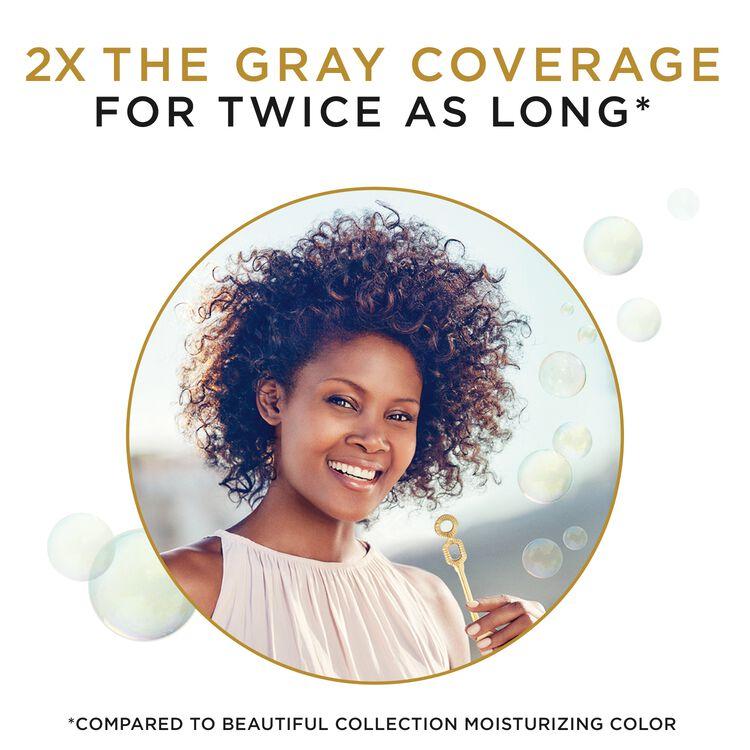 Advanced Gray Solutions Semi Permanent Hair Color