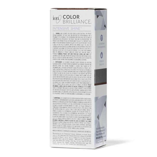 3G Dark Golden Brown Permanent Liquid Hair Color