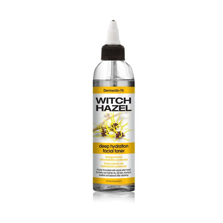 Deep Hydration Facial Toner Witch Hazel