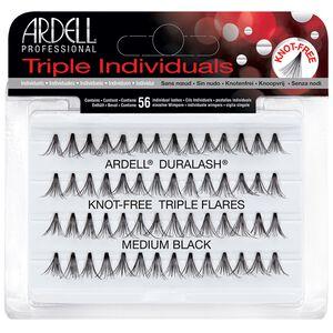 Triple Individuals Medium Lashes