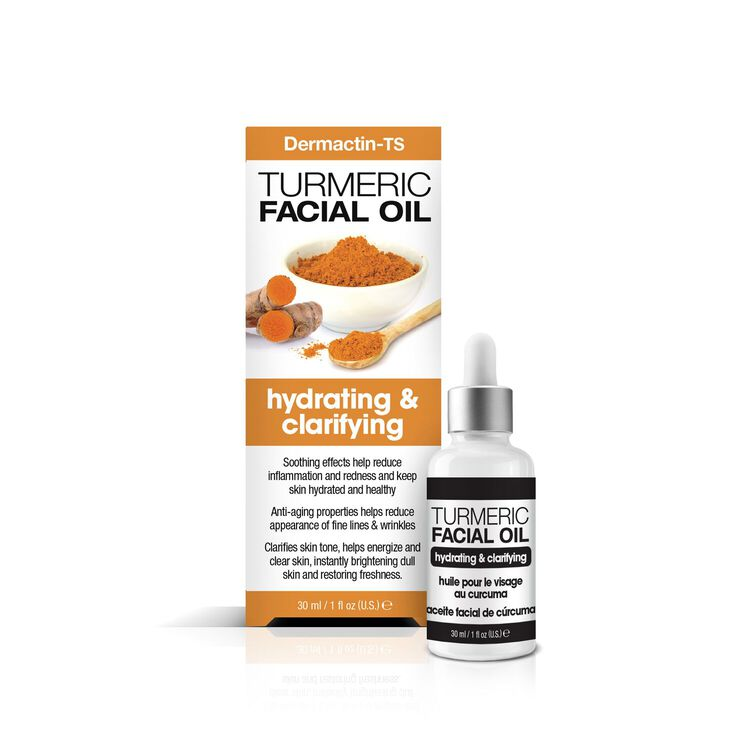 Turmeric Toning Facial Oil