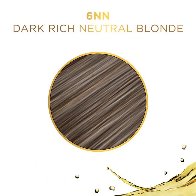 6NN Dark Rich Neutral Blonde LiquiColor Permanent Hair Color