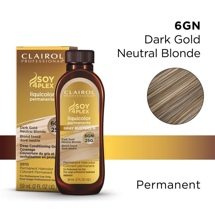 Clairol Pro Liquicolor 25G Sunblonde Brown