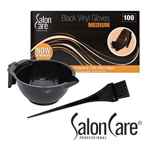 Salon Care Hair Color Set