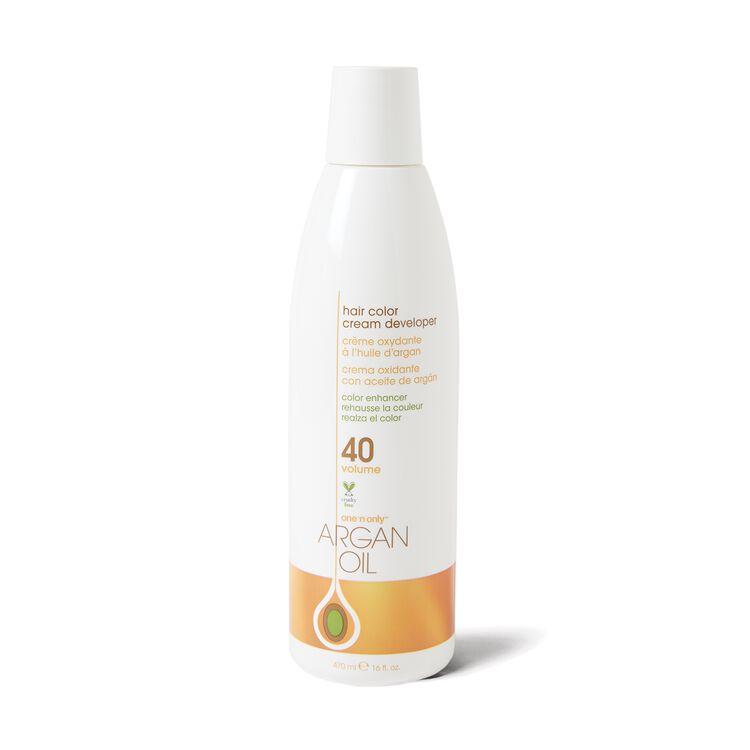 Argan Oil 40 Volume Developer