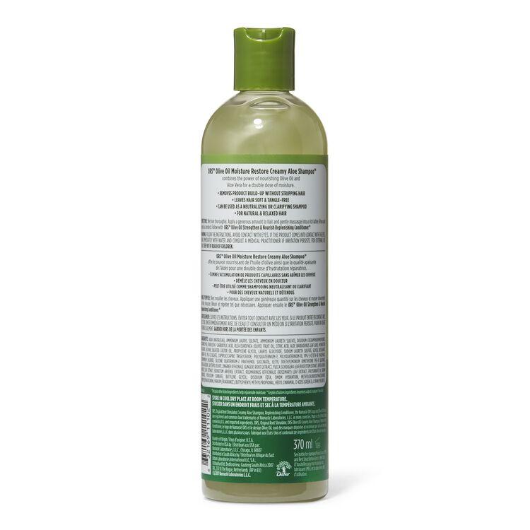 Creamy Aloe Shampoo