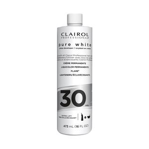 Pure White 30 Volume Creme Developer